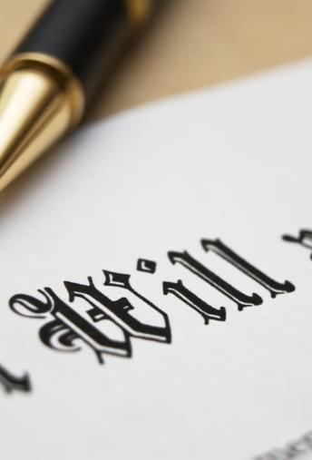 Wills & Estates Law